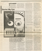 read Doctor My Eye