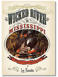 Wicked River book cover art